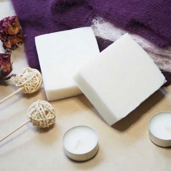 100% Кокосовое мыло для шерсти / Эко-пятновыводитель запах : кокос, без запаха, имбирь-апельсин