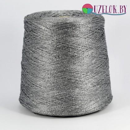 вискоза/люрекс  арт LED  пр-ль IGEA  300м/100г  серебро