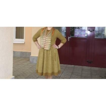 Работа №15 - платье